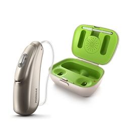 Audeo B-R xS 微版耳背式 充电型